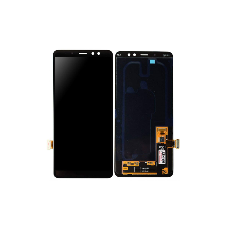 Ecran Samsung Galaxy A8+ 2018 (A730F) Noir