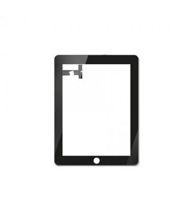 Vitre tactile pour iPad 1 Noir