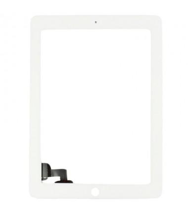 Vitre tactile pour iPad 2 Blanc (A1395)