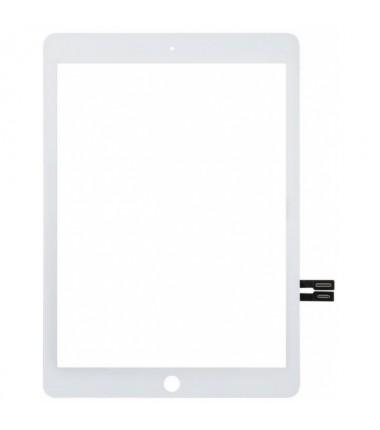 Vitre tactile pour iPad 6 Blanc