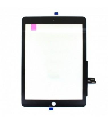 Vitre tactile pour iPad 6/Air 2 Noir