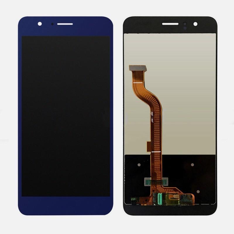 Ecran LCD et Vitre tactile pour Huawei Honor 8 Bleu