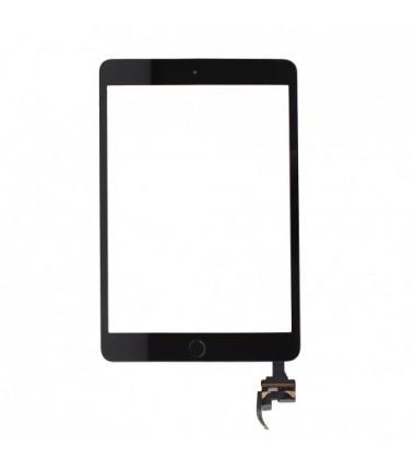 Vitre tactile pour iPad Mini 3 Noir