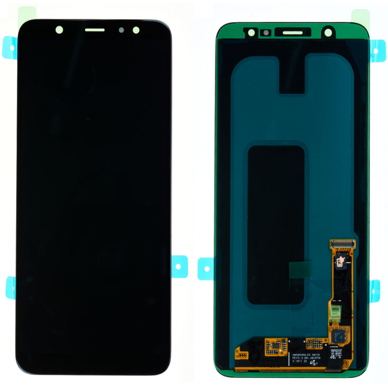 Ecran Samsung Galaxy A6+ 2018 (A650F) Noir