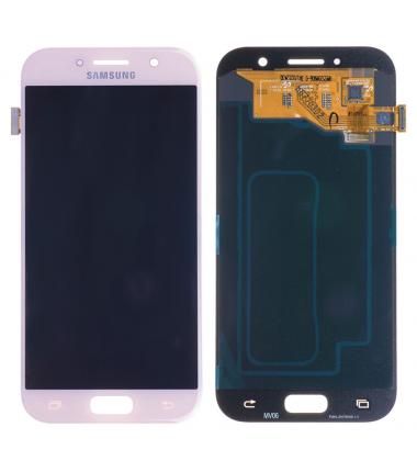 Ecran Samsung Galaxy A5 2017 (A520F) Rose