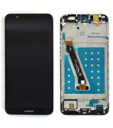 Ecran complet pour Huawei P Smart Noir