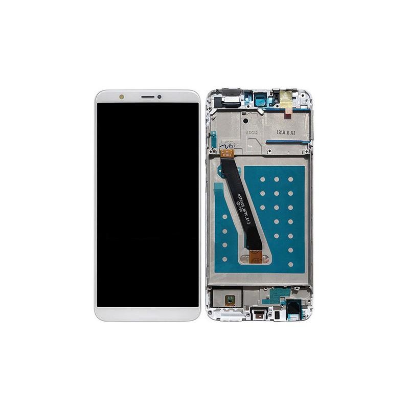 Ecran complet pour Huawei P Smart Blanc