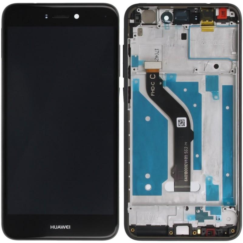 Ecran complet pour Huawei pour P8 Lite Noir