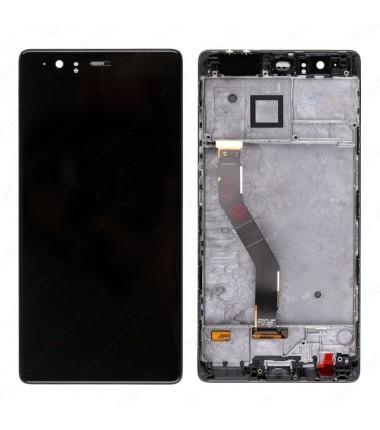 Ecran complet pour Huawei P9 Noir