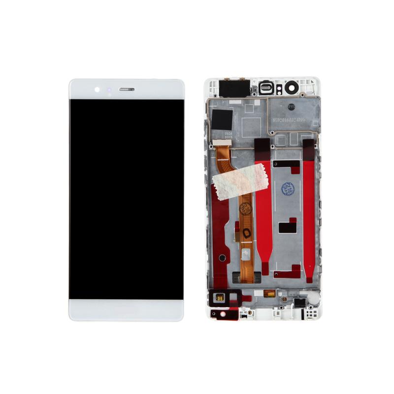 Ecran complet pour Huawei P9 Blanc