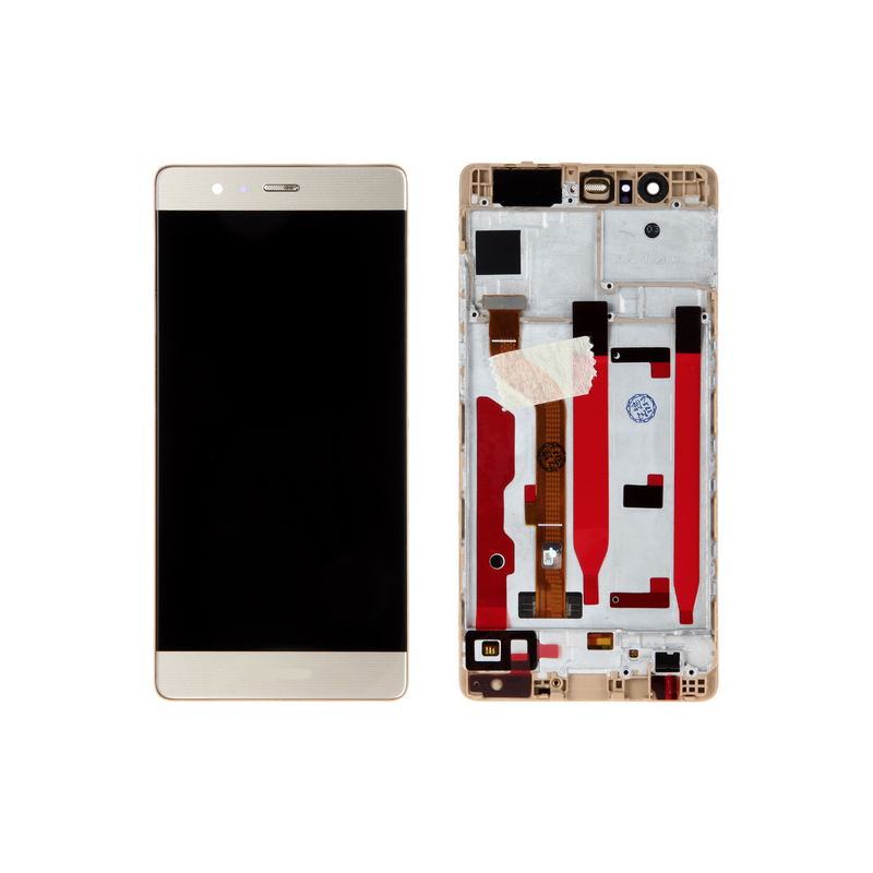 Ecran complet pour Huawei P9 Or