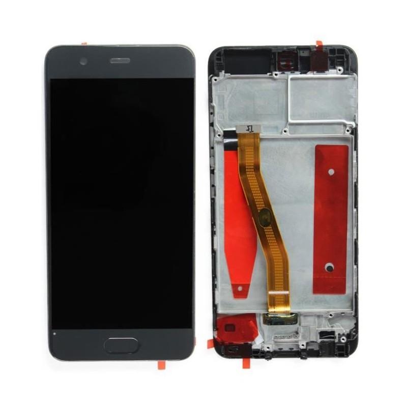 Ecran complet pour Huawei P10 Noir
