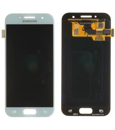 Ecran Samsung Galaxy A3 2017 (A320F) Bleu