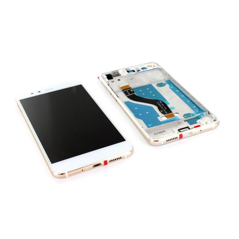 Ecran complet  pour Huawei P10 Lite Blanc