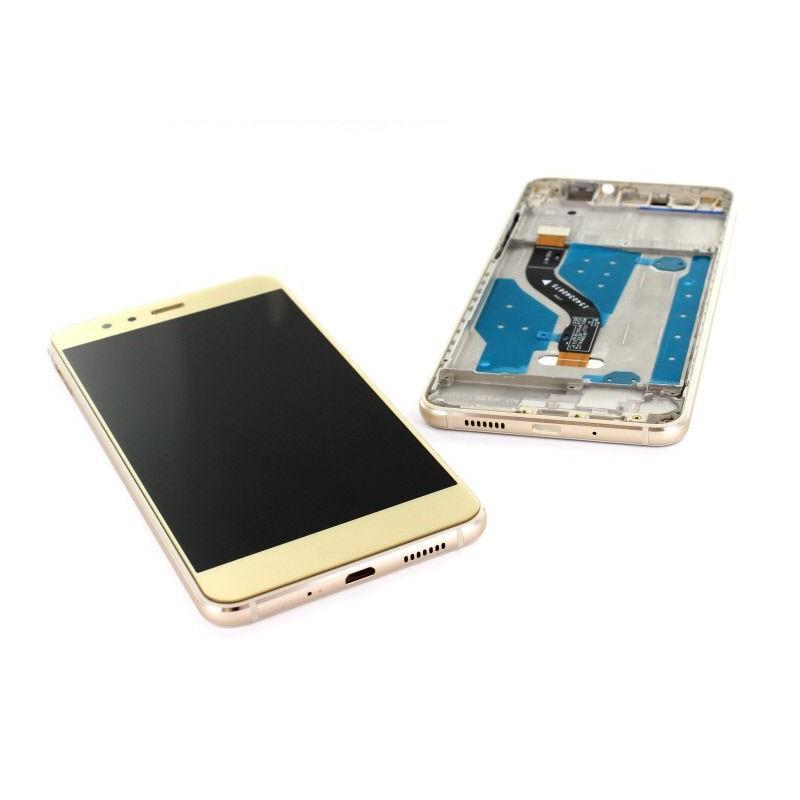 Ecran complet pour Huawei P10 Lite Or