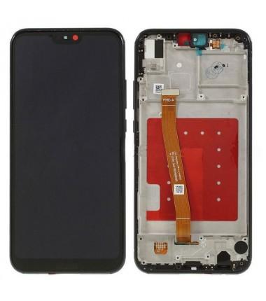Ecran complet pour Huawei P20 Lite Noir