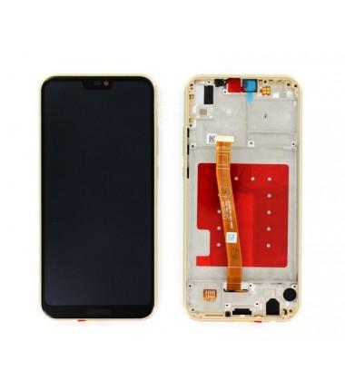 Ecran complet pour Huawei P20 Lite Or