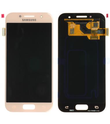 Ecran Samsung Galaxy A3 2017 (A320F) Rose
