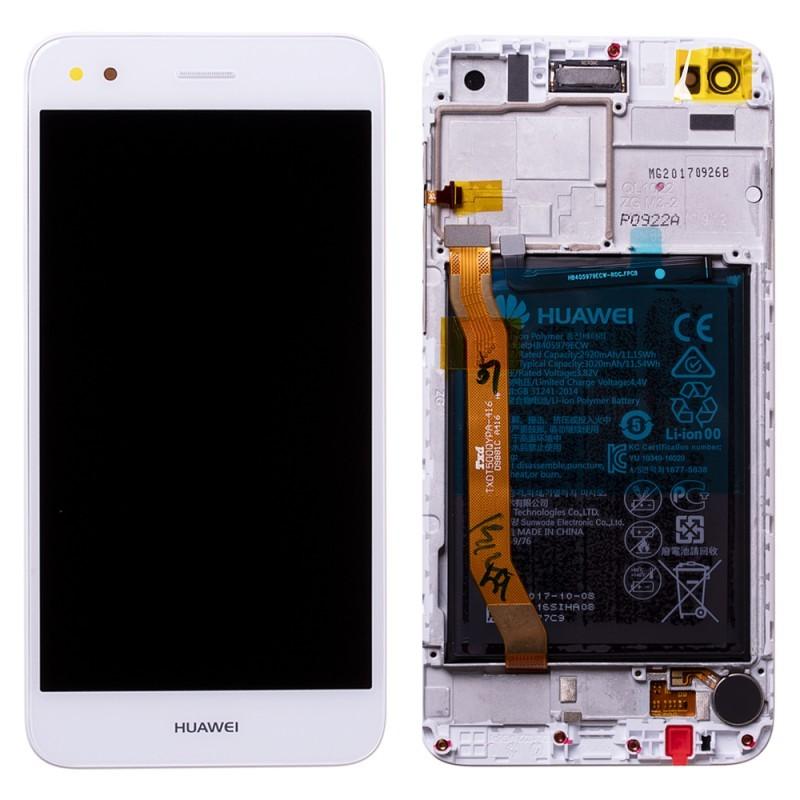 Ecran complet Huawei Y6 Pro 2017 Blanc