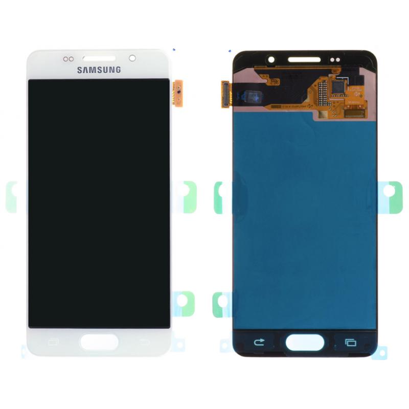 Ecran Samsung Galaxy A3 2016 (A310F) Blanc