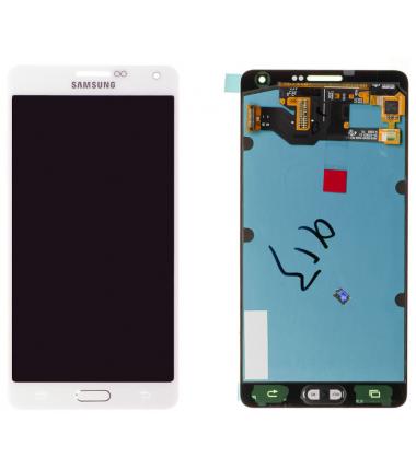 Ecran Samsung Galaxy A7 (A700F) Blanc