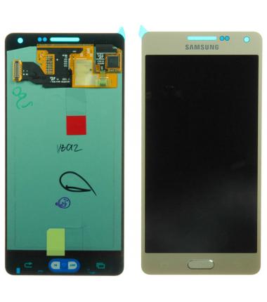 Ecran Samsung Galaxy A5 (A500F) Or