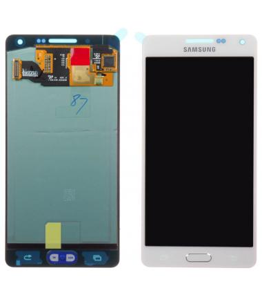 Ecran Samsung Galaxy A5 (A500F) Blanc