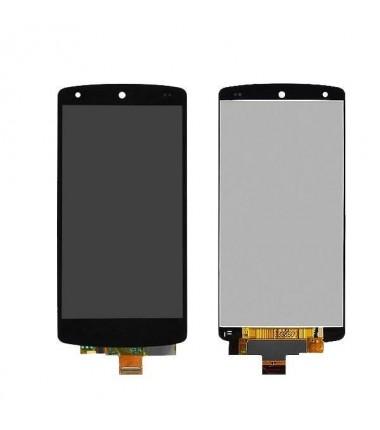 Ecran LCD et Vitre tactile pour LG Nexus 5 Noir