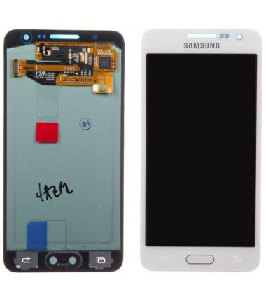 Ecran Samsung Galaxy A3 (A300F) Blanc