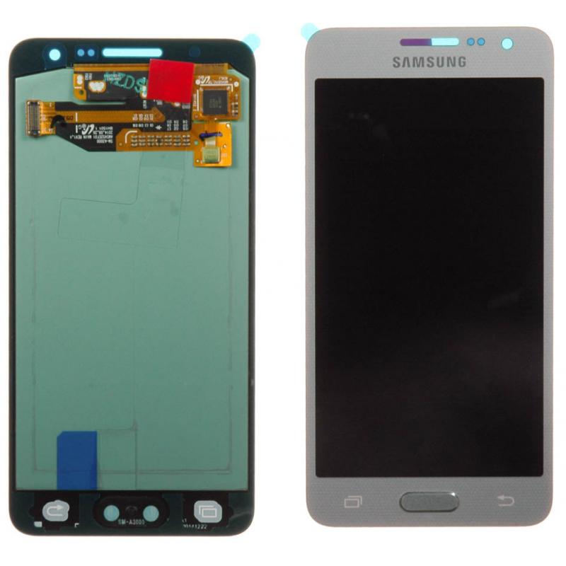 Ecran Samsung Galaxy A3 (A300F) Argent