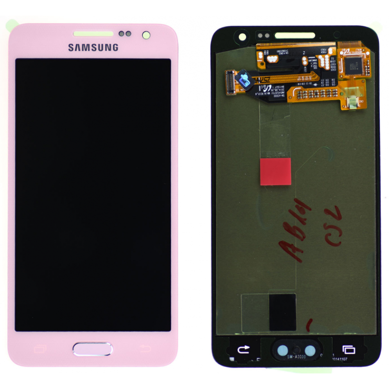 Ecran Samsung Galaxy A3 (A300F) Rose