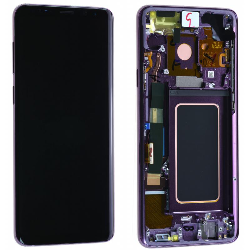 Ecran Samsung Galaxy S9+ (G965F) Violet