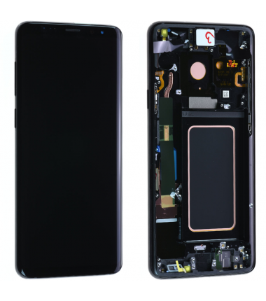 Ecran complet Samsung Galaxy S9+ (G965F) Noir