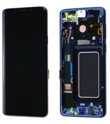 Ecran Samsung Galaxy S9+ (G965F) Bleu