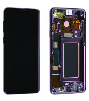 Ecran complet Samsung Galaxy S9 (G960F) Violet