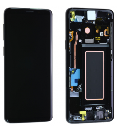 Ecran complet Samsung Galaxy S9 (G960F) Noir