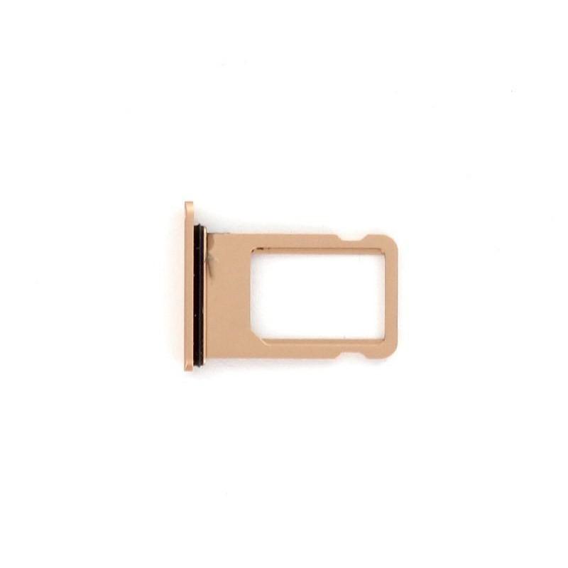 Tiroir SIM iPhone 8/8 Plus Or