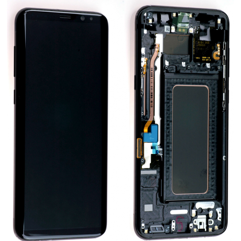 Ecran Complet Samsung Galaxy S8+ (G955F) Noir