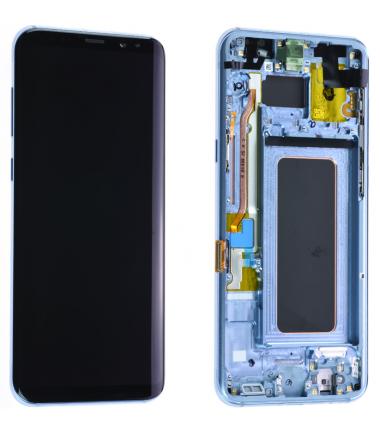 Ecran Complet Samsung Galaxy S8+ (G955F) Bleu