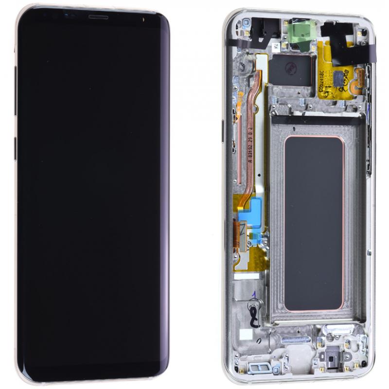 Ecran Complet Samsung Galaxy S8+ (G955F) Or