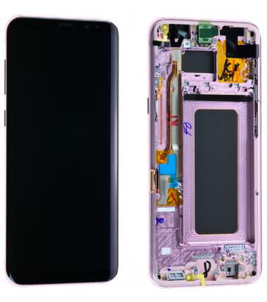 Ecran Complet Samsung Galaxy S8+ (G955F) Rose