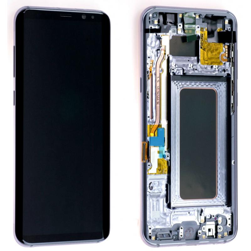 Ecran Complet Samsung Galaxy S8+ (G955F) Violet
