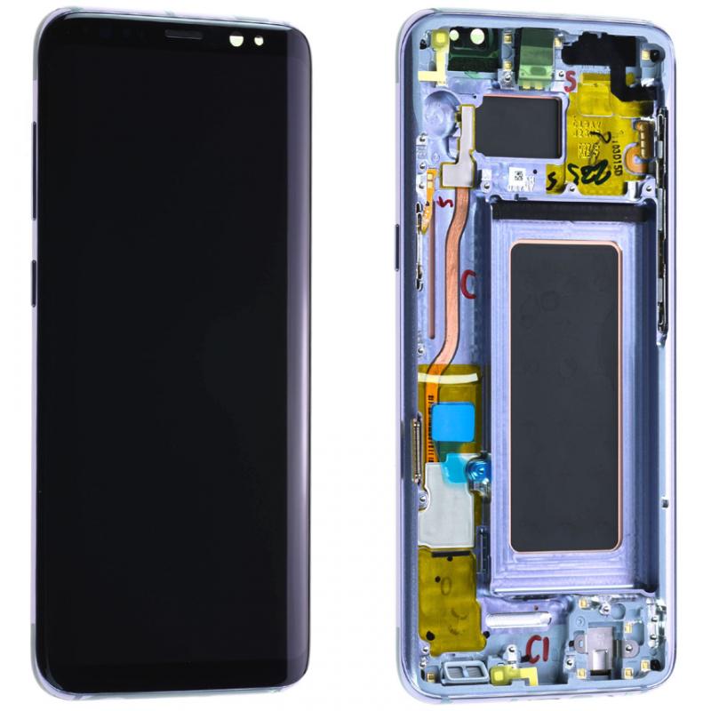 Ecran Samsung Galaxy S8 (G950F) Violet