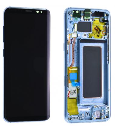 Ecran Samsung Galaxy S8 (G950F) Bleu