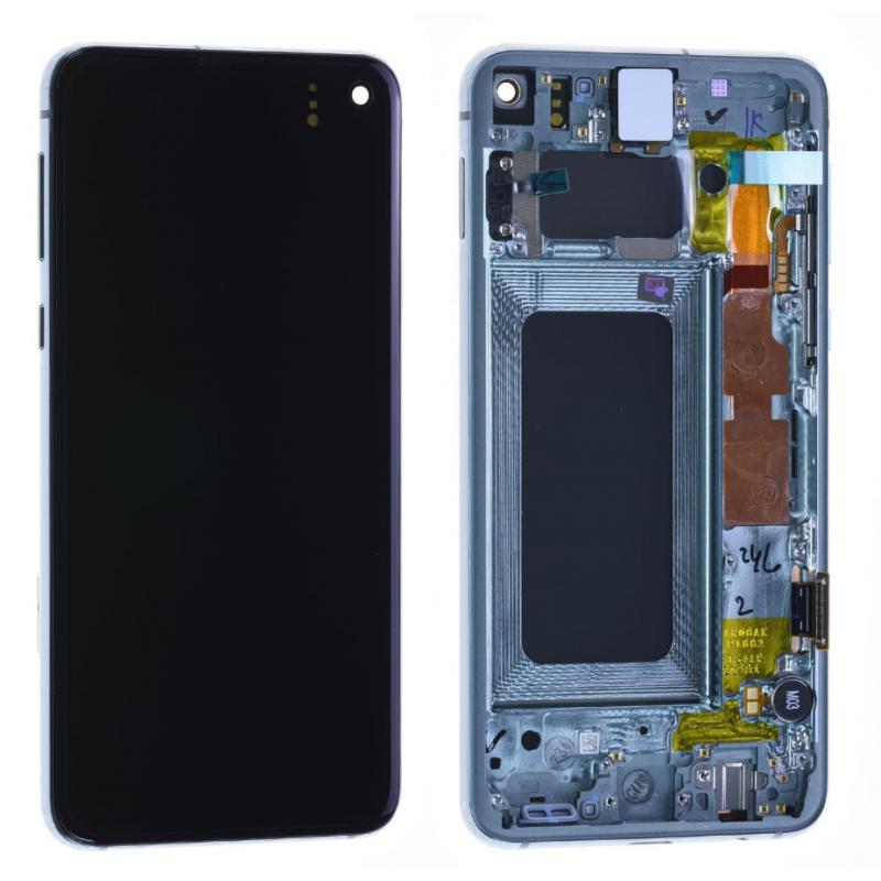 Ecran complet Samsung Galaxy S10e (G970F) Vert