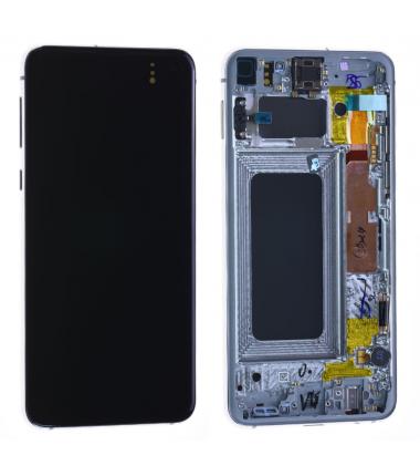 Ecran complet Samsung Galaxy S10e (G970F) Blanc