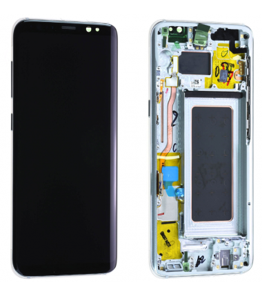 Ecran Complet Samsung Galaxy S8 (G950F) Argent