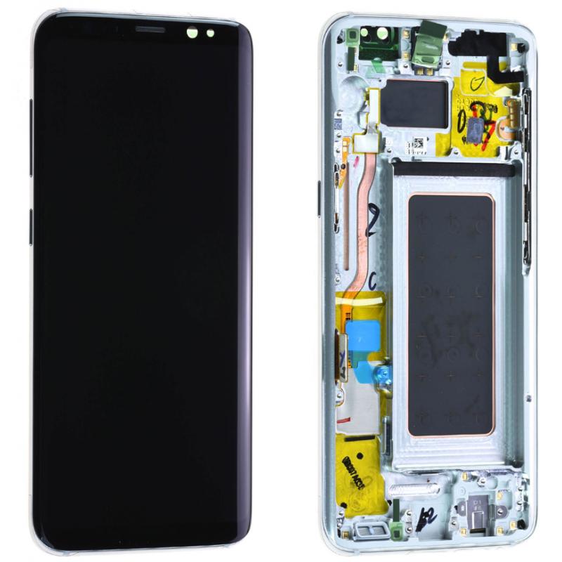 Ecran Samsung Galaxy S8 (G950F) Argent