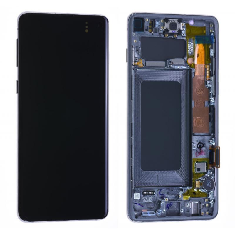 Ecran complet Samsung Galaxy S10 (G973F) Noir
