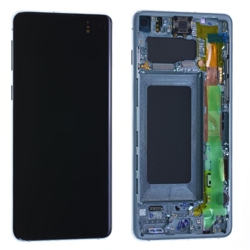 Ecran complet Samsung Galaxy S10 (G973F) Vert